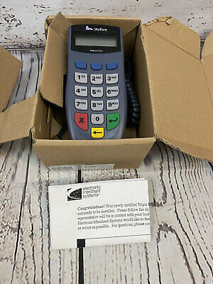 VeriFone PINpad 1000se Debit & Credit Card Payment Pin Pad Device With Box