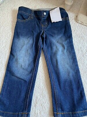 The Little White Company Boys Jeans