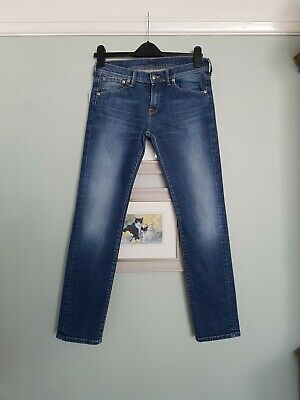 Boys Hackett Vintage Inspired Jeans Age 13/14 Yrs L28 Classic Slim Fit