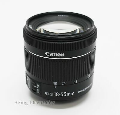 Canon EF-S 18-55mm f/4-5.6 IS STM Zoom Lens