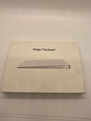 Apple A1535 Rechargeable Wireless Bluetooth White Magic Trackpad 2 MJ2R2LL/A