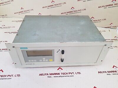 Siemens ultramat 23 7mb2335-2cp00-3aa1 gas analyzer