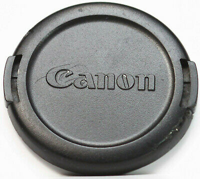 Canon 52mm 52 mm E-52 Front Lens Cap Snap-on