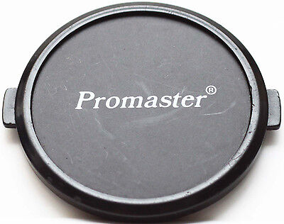 Promaster Front Lens Cap 52mm 52 mm Made in Japan