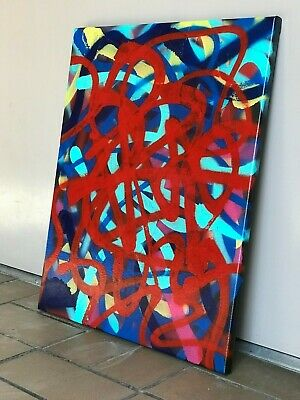 Abstract Paintings on Canvas Original