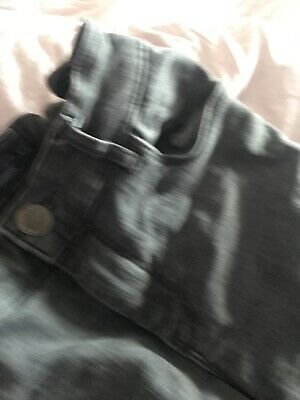 Boys Grey Skinny Jeans From Next Age 12