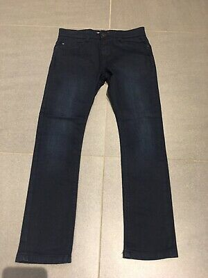 Next Blue Skinny Boys Jeans Aged 12 years