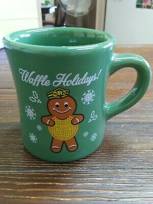 Waffle House Restaurant Wear Coffee Mug Cup