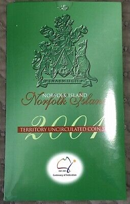 Norfolk Island- 2001 Territory Uncirculated Coin Set