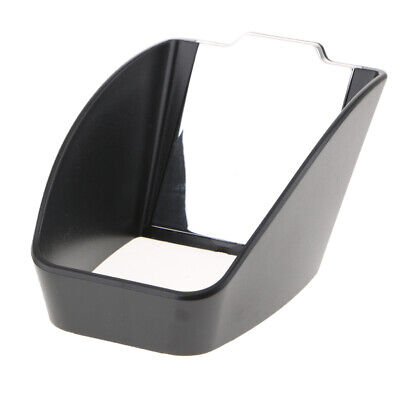 Hot Shoe Light Tipper Diffuser Reflector for DSLR Cameras with Pop-up Flash