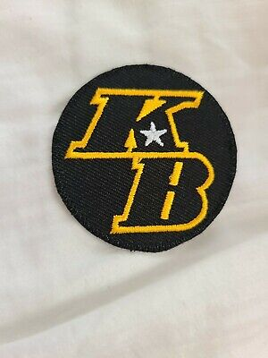 2019-20 Kobe Bryant KB Memorial Patch for Los Angeles Lakers Basketball Jersey
