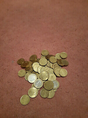 €20 Euros In Small Coins - Left Over Holiday Money