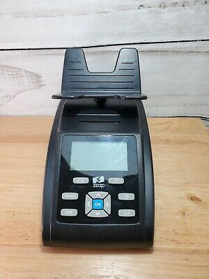 ZZap MS40 Currency Counting Scale Bill & Coin Weighing Machine (Untested)