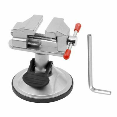 Table Vise Household Workbench Toggle Clamp Pliers Adjustable Jaw Screw Quick Po