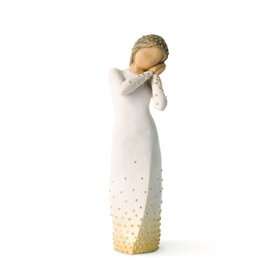 Willow Tree Wishing 27884 Signature Collection Figure Figurine Brand New & Boxed