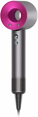 Dyson Supersonic Hair Dryer, Iron/Fuschia *Missing Accessories*