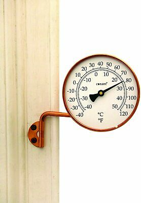 Conant T6LFC Vermont CollectionThermometer with Living Copper Finish