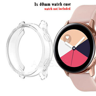 TPU Watch Protective Cover Case for Samsung Galaxy Watch Active (40mm) SM-R500N