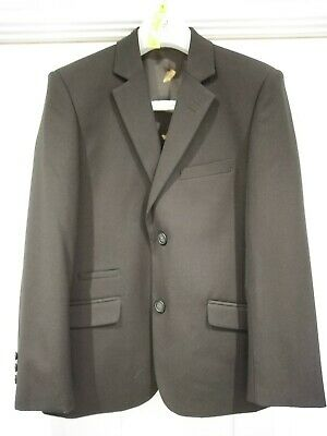 Boys Cavani  2 Piece Suit Age 5/6 YEARS used Wedding,Christening NO TROUSERS