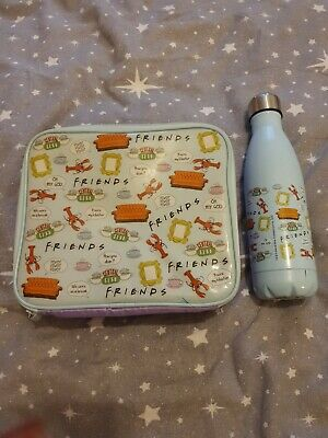 FRIENDS insulated Lunchbag & Bottle
