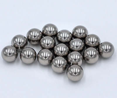 """x5 Stainless Steel Ball Bearings marble size 15.785mm or 5//8/"""" UK stock"""