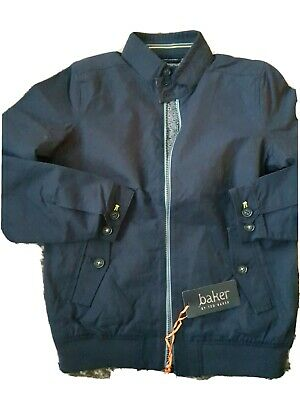 *Brand New *Boys Navy Ted Baker Jacket Age 12.