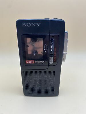Sony M-660V VOR Micro-Cassette Recorder for Parts