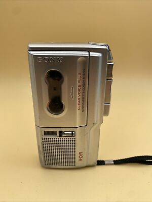 Sony M-670V VOR Micro-Cassette Recorder for Parts