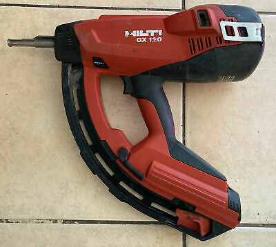 Hilti Gx 120-Me Fully Automatic Gas-Actuated Fastening Tool NOT WORKING