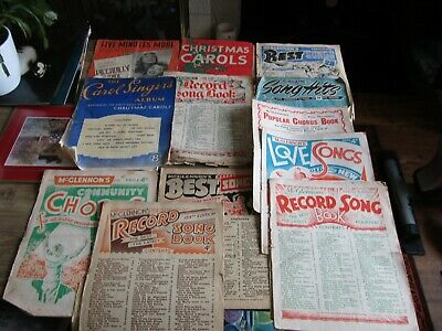 Collection Of Musical Magazines