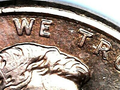 1999 A Little off center Lincoln Penny. ERROR  P-207  lOOK