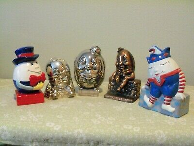 Humpty Dumpty Vintage Coin Banks Assorted