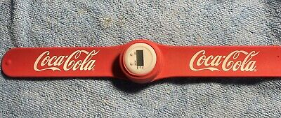 Coca Cola Watch with wrap around band needs Battery