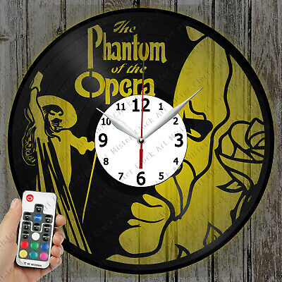 Phantom of the Opera Quotes-Sing once again with me Our strange duet Wall Clock