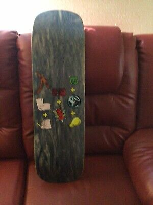 New in shrink Vintage NOS Powell Peralta Tony Hawk Pictograph skateboard deck