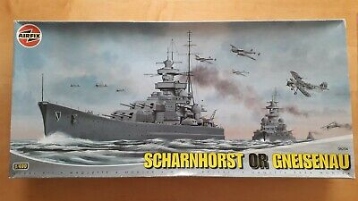 Airfix A03251 1:400 Scale HMS Montgomery Warship Classic Kit Series 3