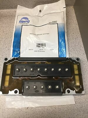 new Marine Switch Box Replaces Chrysler 332-5772A7 Sierra 18-5881
