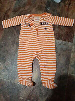 NWT Carter/'s Just One You Halloween Sleeper w// Hat CHOOSE SIZE NB 3M 6M 9M Boo!