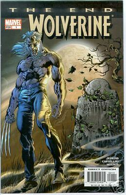 WOLVERINE: THE END #1 - NM Comic Book - AWESOME!