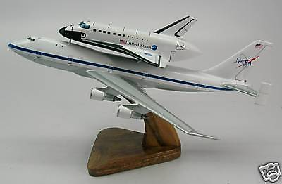 Painstaking Sofia B-747-sp Nasa Dlr B747 Desk Airplane Wood Model Small New Collectibles