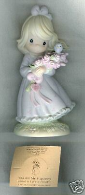 Precious Moments Figurine 526185 You Are My Happiness