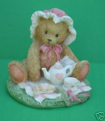CHERISHED TEDDIES..1992 'FRIENDSHIP IS A SPECIAL TREAT'