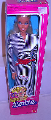 #5006 NRFB Mattel Fashion Play Barbie Foreign Issue