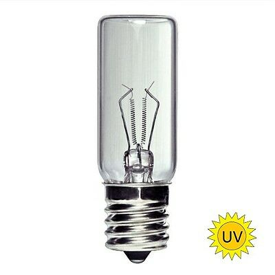 3W 3 watt UV Germicidal Light Bulb Lamp GTL3 E17 Base