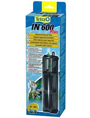 TetraTec IN600 Internal Filter Aquarium Fish Tank Tropical Coldwater