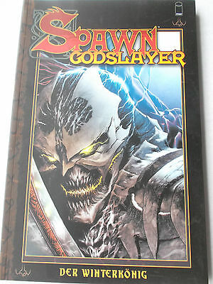SPAWN GODSLAYER 1: DER WINTERKÖNIG ( Panini 2008 ) NEU