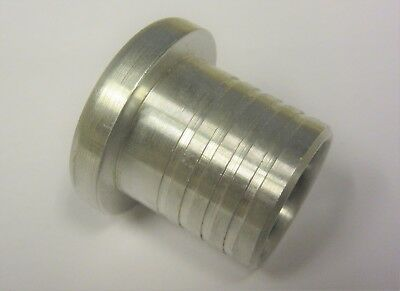 "Alloy 25mm (1"") Hose Blanking Plug (BOV, Dump Valve, Turbo) Pipe Blank Off"