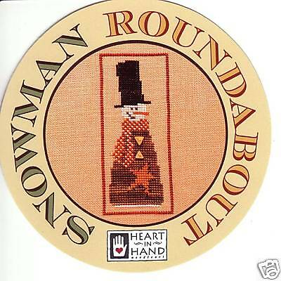 Rabbit Roundabout by Heart in Hand Needleart