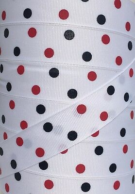 """5 yards 3//8/"""" M2MG ALPINE SWEETIE SMORES CAMPFIRE GROSGRAIN RIBBON 4 BOWS"""