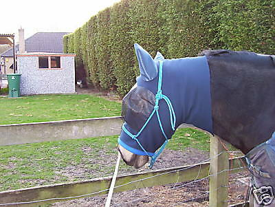 SWEET ITCH  FACE COVER / FLY MASK - (SWEETITCH RUG) - made to measure